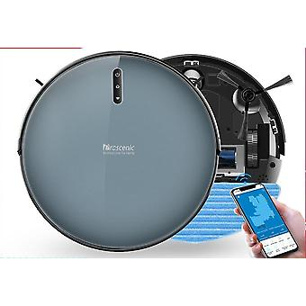 Robot Vacuum Cleaner With Wet Cleaning Gyroscope Washing Vacuum Cleaner