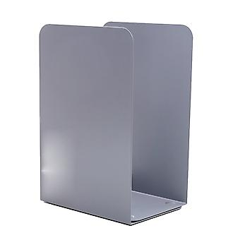 Bookends Heavy Duty Stainless Steel Bookend Support 19.5 x 13.5 x 10cm