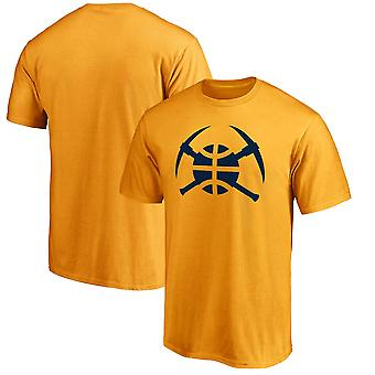 Denver Nuggets Short T-shirt Sports Tops 3DX073