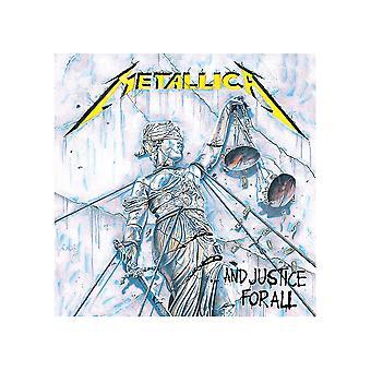 Metallica Justicia para todos los lienzos impresión