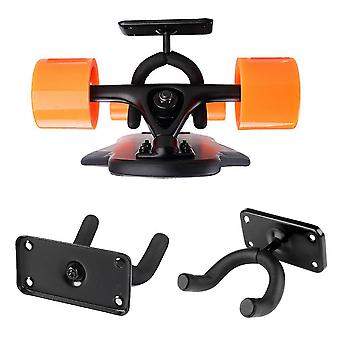 Wall Mount Verticale Hanger Hook voor Skateboards, Gitaren