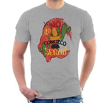 Woody Woodpecker Yo No Lo Conozco Senor Men's Camiseta