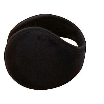 New Men Style Black Earmuff, Winter Band Warmer Grip Earlap