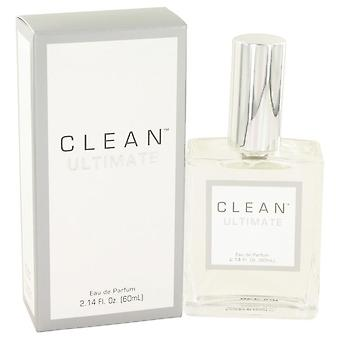 Clean Ultimate Eau De Parfum Spray By Clean 2.14 oz Eau De Parfum Spray