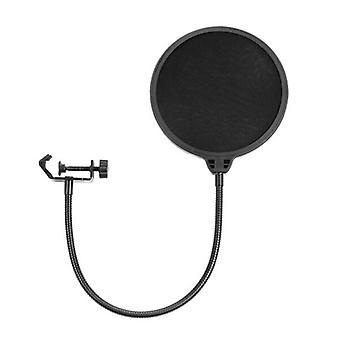 Swing Boom Floor Metal Stand Adjustable Stage Tripod Microphone Holder
