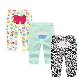 Winter Newborn Baby Thick Pants Bloomers Pp Long Pants