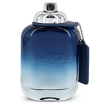 Coach Blue Eau De Toilette Spray (Tester) Door Coach 3.3 oz Eau De Toilette Spray