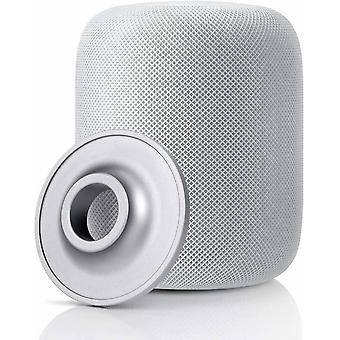 HomePod foot / speaker stand - stainless steel