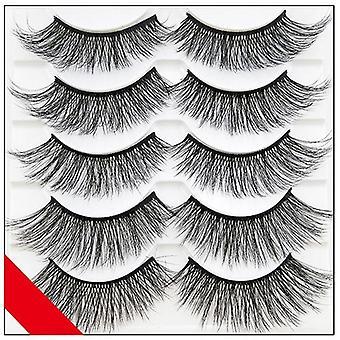Natural False Eyelashes Fake For Beauty