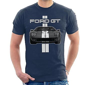 T-shirt ford GT40 Hood View uomo