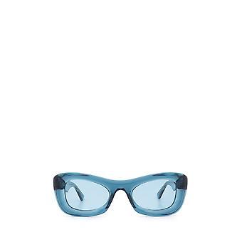 Bottega Veneta BV1088S óculos de sol unissex azul