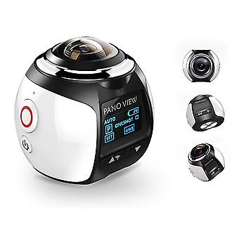 360 asteen panoraama 4k urheilukamera Mini Dv