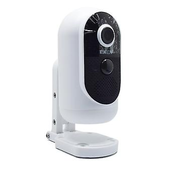 Wifi Night Vision Home Security Safety Monitor  (white)