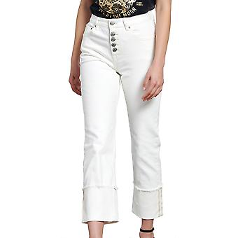 Funky Buddha Women's Straight Fit Jeans
