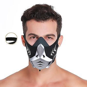 Sports Training Running Mask Pro Fitness Gym Workout Cycling Elevation Mask
