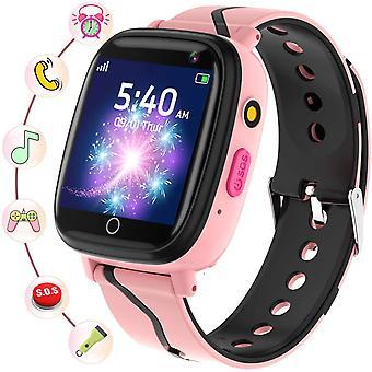 FengChun Smartwatch Kinder - Smartwatches Telefon mit Musik SOS Spiele Kamera Stoppuhr Wecker