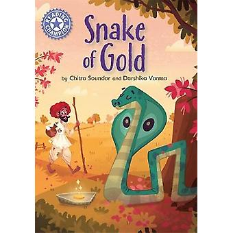 The Snake of Gold Independent Reading Purple 8 Reading Champion