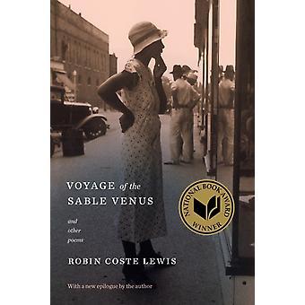 Voyage of the Sable Venus og andre dikt av Robin Coste Lewis