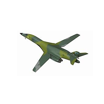 Rockwell B-1B Lancer Plastic Model Airplane