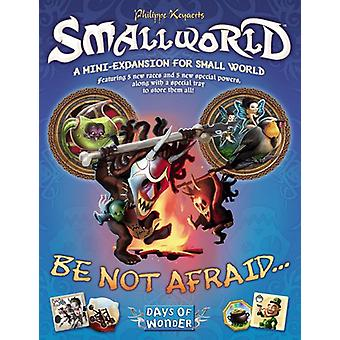 Small World Race Collection: Be Not Afraid & A Spider Web Board Game