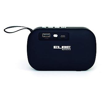 Bluetooth reproduktory ELBE ALTAN10BT 300 mAh 3 W Čierna