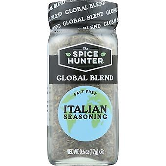 Spice Hunter Ssnng Italian, Case of 6 X 0.6 Oz