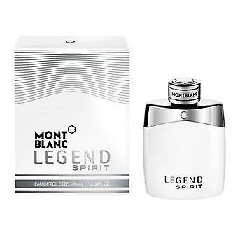 Mont Blanc Legend Spirit Eau de toilette spray 50 ml