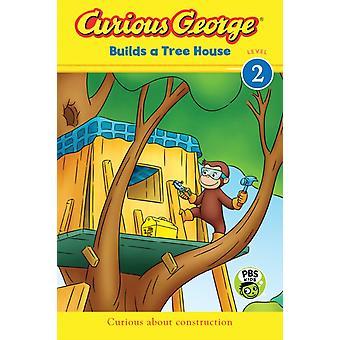 Curioso George construye un lector de casa en el árbol nivel 2 por H A Rey