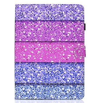 Case For Ipad Pro 11 2018 Cover With Auto Sleep/wake Pattern Magnetic - Pink Purple Blue