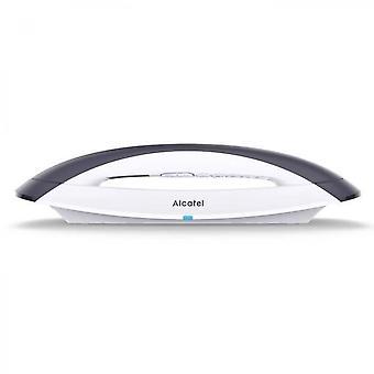 Alcatel vit sladdlös telefon