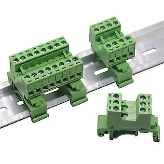 1pcs Rail Type Solderless Wire Terminal Connector Row 1pcs Rail Type Solderless Wire Terminal Connector Row 1pcs Rail Type Solderless Wire Terminal Connector Row 1