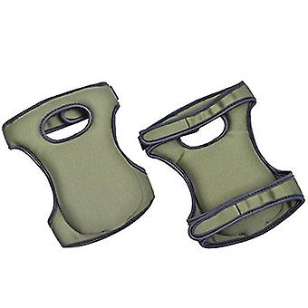 Adjustable Straps Knee Pads For Gardening Cleaning & Scrubbing Floors Work