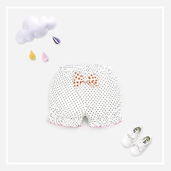 Cotton Baby Underwear Bow Panties