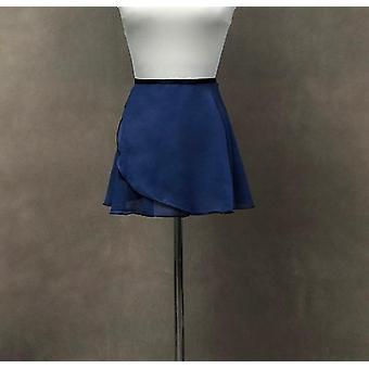 חצאית ריקוד בלט, שמלת סינר ריקוד שיפון