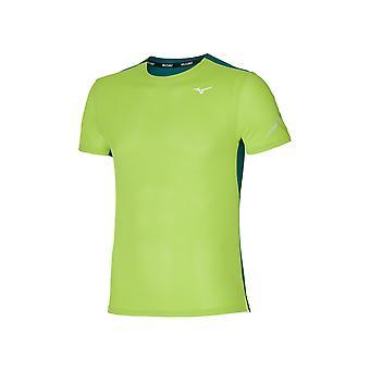 Mizuno Dryaeroflow Tee J2GA152133 träning hela året män t-shirt