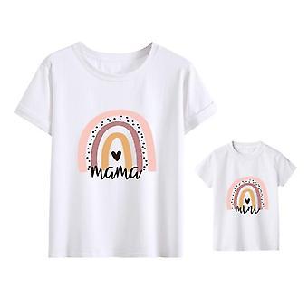 Family Matching T-shirt, Short Sleeve T-shirts
