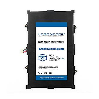 2021 New Arrivals Bl-t18 8400mah For Lg G Pad Ii Pad X 10.1 V930 V935 Tablet Pc