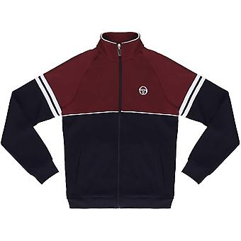 Sergio Tacchini Orion Track Top AW21 Rouge 06