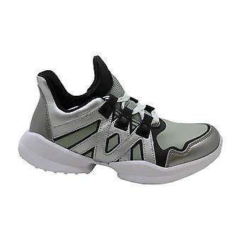 Steve Madden Womens Giddy Fabric Low Top Lace Up Fashion Sneakers
