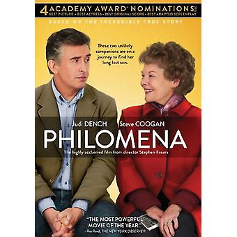 Philomena [DVD] USA import