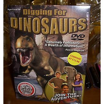 Digging for Dinosaurs (Lesson [DVD] USA import