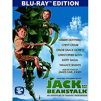 Jack & the Beanstalk [Blu-ray] USA import