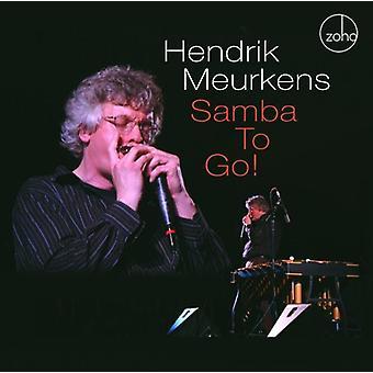 Hendrik Meurkens - Samba to Go! [CD] USA import