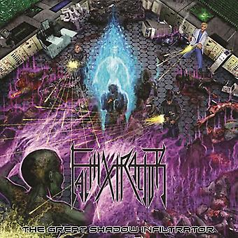 Faithxtractor - Great Shadow Infiltrator [CD] USA import