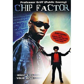 Professor Griff - Chip Factor [DVD] USA import