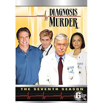 Diagnosis Murder: Complete Seventh Season [DVD] USA import