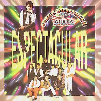 Jorge Dominguez Y Su Grupo Super Class - Espectacular [CD] USA import