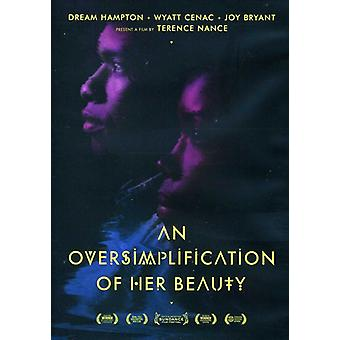 Oversimplification of Her Beauty [DVD] USA import