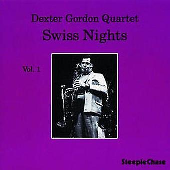 Dexter Gordon - Dexter Gordon: Vol. 1-Swiss Nights [CD] USA import