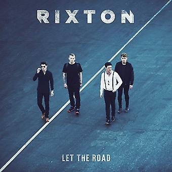 Rixton - låt Road [CD] USA import